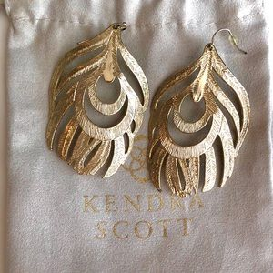 Kendra Scott Karina Statement Earrings